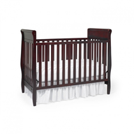 fancy brown baby crib suppliers