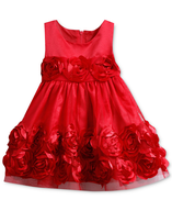 flower applique dress suppliers