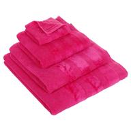 fuchsia towel pallets