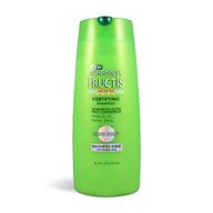 garnier shampoo shelf pulls