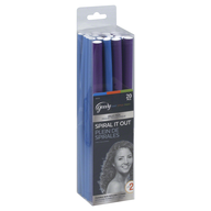overstock goody hair rollers