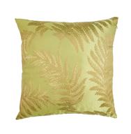 clearance green pillow