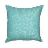 overstock green throw pillow