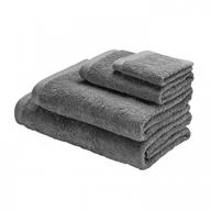 grey bath sheet shelf pulls