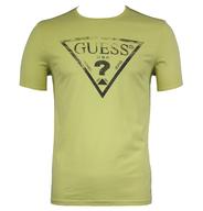 bulk guess green mens shirt