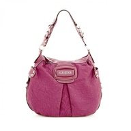 overstock guess pink handbag