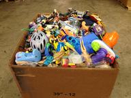 hard toys box pallets