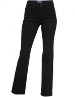 salvage highrise black jeans