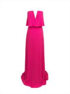 liquidation hot pink maxi bcbq dress