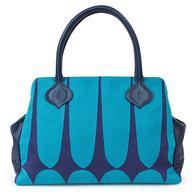 jonathon alder blue handbag liquidators