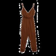 bulk juniors camel jumpsuit