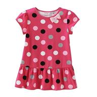 kids pink polkadots closeouts