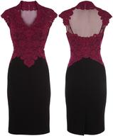 surplus lace dress