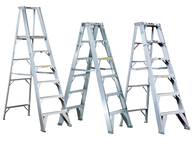 ladder silver pallets