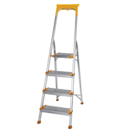 ladder yellow pallets