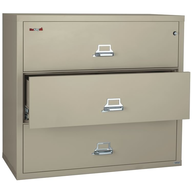salvage lateral file cabinet