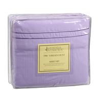 lavender bed sheets closeouts