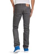 wholesale levi's jeans 511 slim rigid grey