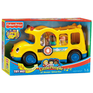 overstock lil people bus toy