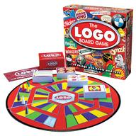logo board game shelf pulls