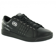 liquidation marc ekco black sneakers