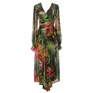 maxi colorful dress closeouts