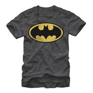 clearance mens basic logo batman t shirt