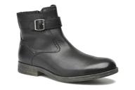 discount mens black boots