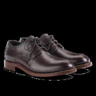 bulk mens brown dress shoes