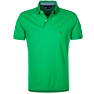 clearance mens green tommy hilfiger polo