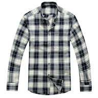 overstock mens plaide shirts