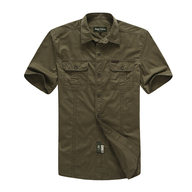 liquidation mens short sleeved shirt