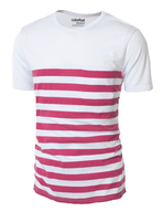 mens striped tshirt closeouts