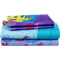 overstock mermaid bed sheets