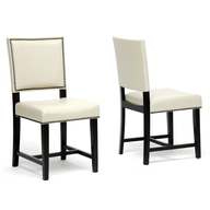 salvage modern dining chairs