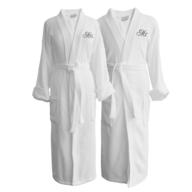bulk mr and mrs cotton robe