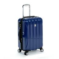 navy blue luggage in bulk