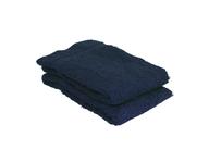 salvage navy blue wash cloth