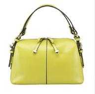 overstock neon green handbag