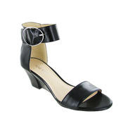 bulk nine west sandal black