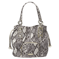 nine west snakeskin bag lots