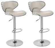 surplus off white kitchen bar stools