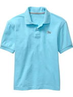 liquidation old navy boys polo shirt