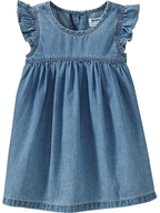 salvage old navy denim dress