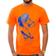 orange mens shirt in bulk