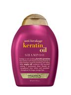 organix keratin oil shampoo liquidators