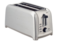 salvage oster silver toaster