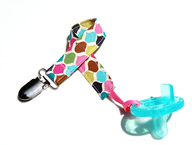salvage pacifier with holder