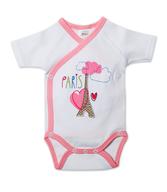 discount paris baby shirt