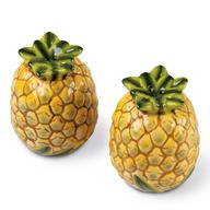 surplus pineapple salt pepper shaker